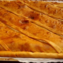 Masa empanada