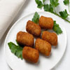 Croquetas de bacalao caseras